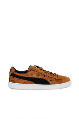 Puma X Mcm x MCM Classic Suede Sneaker