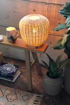 Urban Outfitters Marin Lantern Table Lamp