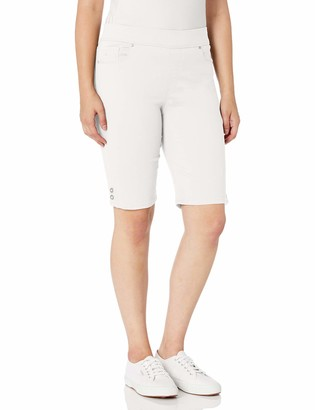 Gloria Vanderbilt Women's Avery Pull On Bermuda Short