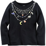 Carter's Long-Sleeve Halloween Tee
