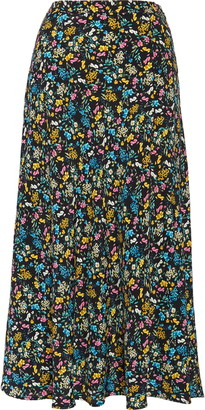 Sanctuary Fuller Floral Skirt