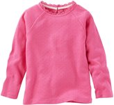 Osh Kosh Knitted Top (Toddler) - Pink - 3T