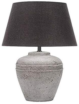 Sampa Helios 423010 Bamako Brass Lamp Grey