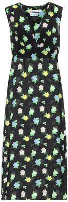 Bernadette Sarah floral midi dress