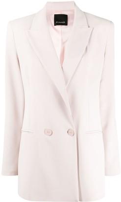 Pinko oversized V-neck blazer