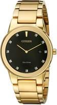 Citizen Men's AU1062-56G Axiom Analog Display Japanese Quartz Watch