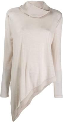 Fabiana Filippi asymmetric pullover