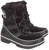 Sorel Black Suede Tivoli II Boots