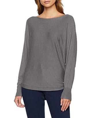 More & More Women's Pullover Regular Fit Long Sleeve Jumper