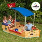 Kid Kraft Pirate 6' Rectangular Sandbox