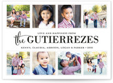 Minted Family Album New Year's Photo Cards