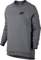 Nike Rally Quilted Long-Sleeve Sweatshirt