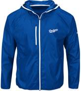 Majestic Men's Los Angeles Dodgers Weakness is a Choice Jacket