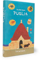 Phaidon The Silver Spoon: Puglia Hardcover Book - Teal