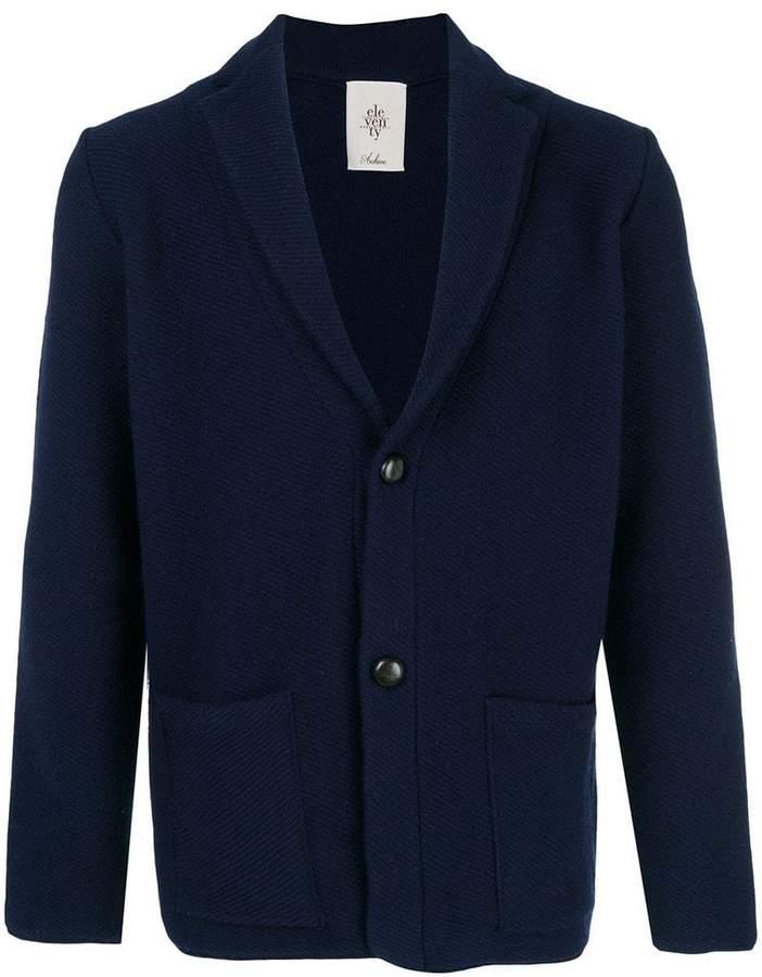 Eleventy two-button cardigan