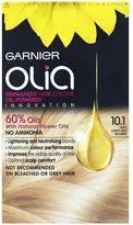 Garnier Olia Permanent Hair Colour 10.1 Very Light Ash Blonde.