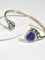 Paradox Double Opal Cuff by Bohobo Collective at Free People
