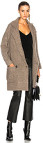 Soyer Heston Coat in Neutrals.