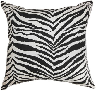 Zebra Print Pillows Shop The World S Largest Collection Of Fashion Shopstyle