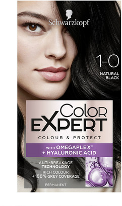 Schwarzkopf Color Expert 1.0 Natural Black