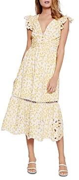 Rahi Petra Floral Print Midi Dress