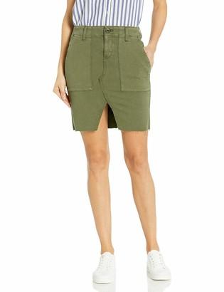Hudson Women's Military LULU Cargo Skirt
