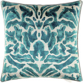 Nikko Voyage Maison Velvet Cushion - 50x50cm - Emerald