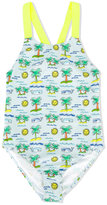 Stella McCartney Sunnee swimsuit - kids - Polyester/Spandex/Elastane/Polyimide - 14 yrs