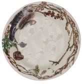 Juliska Set Of 4 Forest Walk Ceramic Party Plates