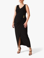 Studio 8 Calypso Maxi Dress, Black