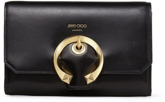 Jimmy Choo Mini Leather Madeline Cross-Body Bag