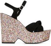 Saint Laurent 'Candy' platform sandals