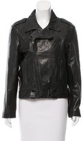 Rebecca Minkoff Lightweight Leather Moto Jacket w/ Tags