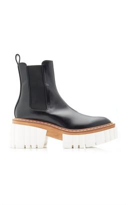 Stella McCartney Emilie Lug Sole Rubber Boots
