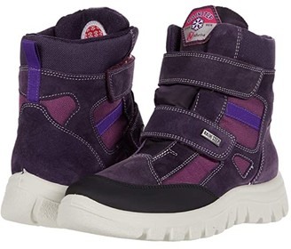 Naturino Mosil AW20 (Little Kid/Big Kid) (Purple) Girl's Shoes