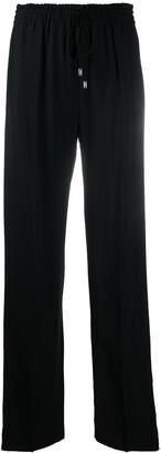 Chloé Stripe Applique Track Pants