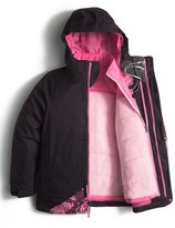 The North Face Girl's 'Abbey - Triclimate' Waterproof Snow Jacket