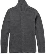 Nike Slim-Fit Cotton-Blend Tech Fleece Zip-Up Sweater