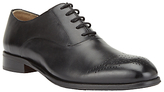 John Lewis Mcauliffe Oxford Brogues, Black