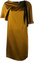 Lanvin shift dress - women - Silk/Acetate/Viscose - 34