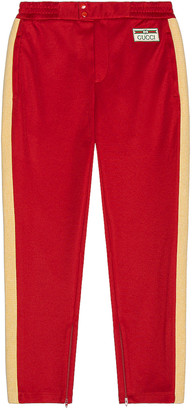 Gucci Sweatpants in Live Red & Multicolor | FWRD