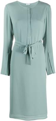 Filippa K Filippa-K Milla belted midi dress