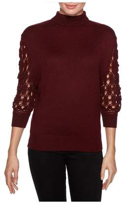 Magaschoni 3/4 Sleeve Pullover