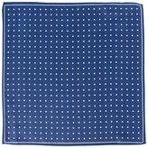 John Lewis Polka Dot Silk Pocket Square