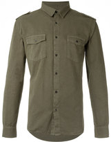 OSKLEN shirt with pockets - men - Cotton - P