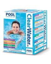 Fashion World Clearwater Pool Starter Kit