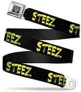 Buckle-Down Buckle-Down Seatbelt Belt Steez Quote Regular Accessory