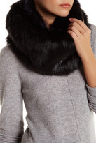 Anne Klein Faux Fur Neck Warmer
