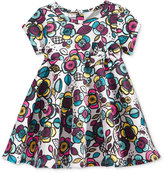 First Impressions Baby Girls' Floral-Print Scuba Dress, Only at Macy's