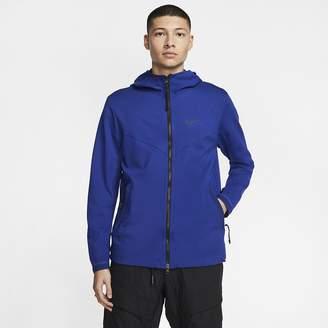 Nike Men's Hooded Full-Zip Jacket Sportswear Tech Pack